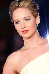 1080x2160 Jennifer Lawrence On Premiere