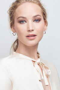 1242x2688 Jennifer Lawrence Photoshoot For Amazon Conservation