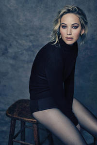 240x400 Jennifer Lawrence The Hollywood Reporter 2017 5k