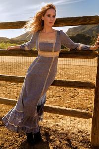 1080x2160 Jennifer Lawrence Vanity Fair Photoshoot 2018