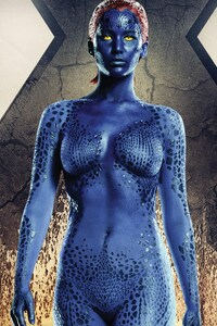 240x400 Jennifer Lawrence X Men Days Of Future Past