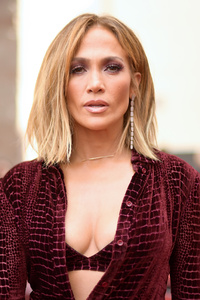 Jennifer Lopez At Billboard Awards