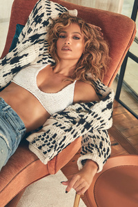 320x480 Jennifer Lopez DSW Fall 2020 4k