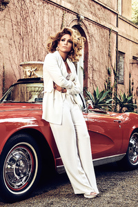 1080x1920 Jennifer Lopez Guess Girl Spring Campaign 2020