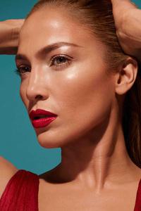 Jennifer Lopez Inglot Photoshoot 8k