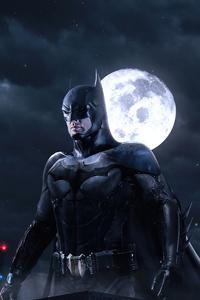Jensen Ackles As The Batman