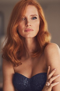Jessica Chastain In 2017