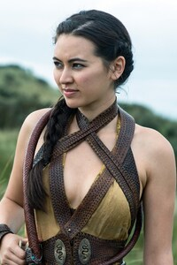 320x480 Jessica Henwick Nymeria Sand Game Of Thrones
