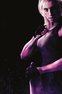 640x960 Jessica McNamee As Sonya Blade Mortal Kombat Movie 5k