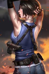 Jill Valentine Resident Evil 3 4k