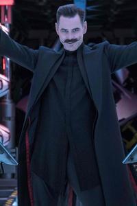 Jim Carrey In Sonic The Hedgehog 2019