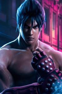720x1280 Jin Kazama Tekken 7 4k