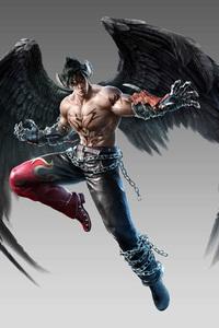 Jin Kazama Tekken 7 5k