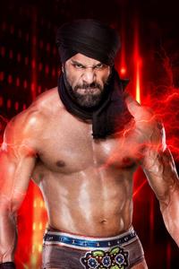 640x1136 Jinder Mahal WWE 2K19