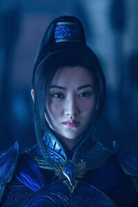 2160x3840 Jing Tian The Great Wall