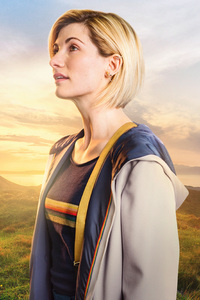 Jodie Whittaker In Doctor Who Season 11