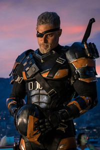 Joe Manganiello As Deathstroke In Justice League