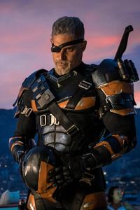1080x2280 Joe Manganiello As Deathstroke In Justice League