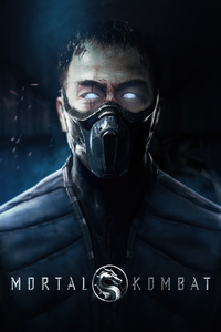 Joe Taslim As Sub Zero Mortal Kombat Movie 4k