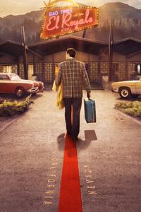 1080x1920 John Hamm In Bad Times At The El Royale