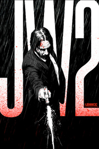 John Wick 2 Illustrated