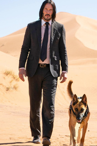 640x1136 John Wick 3 Movie Halle Berry 2019