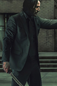 2160x3840 John Wick 4 And Matrix 4