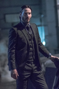1242x2688 John Wick Chapter 2 2017 HD