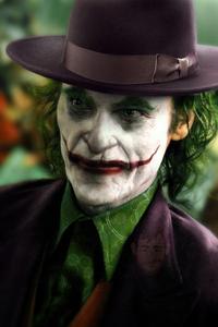 Joker 2 Concept Art 4k