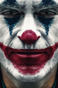 360x640 Joker 2019 Joaquin Phoenix Clown