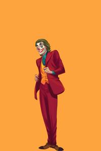 1242x2688 Joker 2020 4k Minimalism