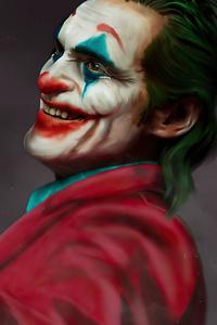 1242x2688 Joker 4k 2020 Artwork
