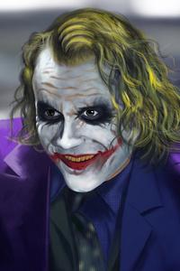 Joker 4k New Artwork