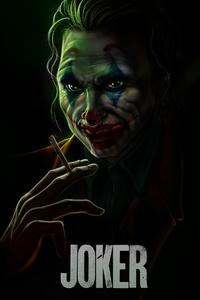 1242x2688 Joker 4k Newartwork 2020
