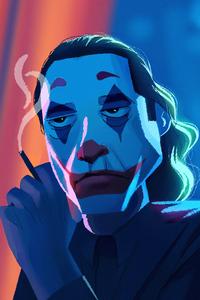 Joker 4k Sketch Artwork