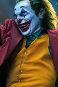 1080x1920 Joker 4k Smile