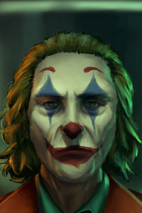 Joker 5k Artwork New