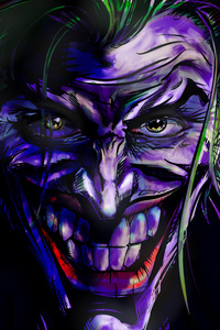 Joker 5k Sketch Artwork