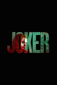 640x1136 Joker 8k Logo