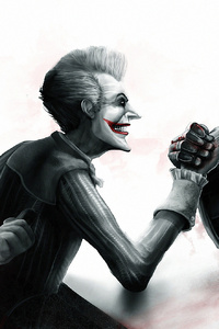 Joker And Bat
