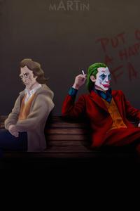 Joker And Evil Joker