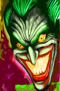 Joker Art 4k