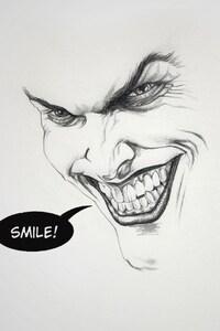 480x800 Joker Art