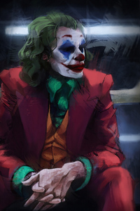 800x1280 Joker Art4k