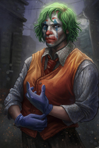 Joker Artwork 2020