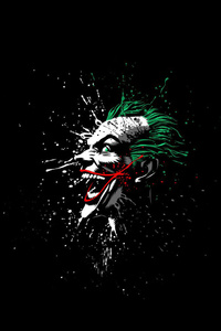 1280x2120 Joker Artwork