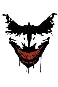 720x1280 Joker Bat Art