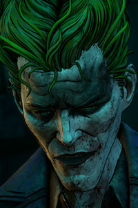 1280x2120 Joker Batman A Telltale Game Series