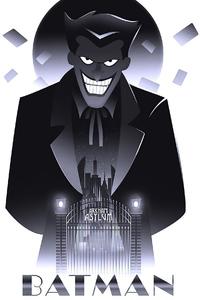 Joker Batman Welcome To Gotham City