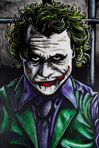 Joker Behind Walls